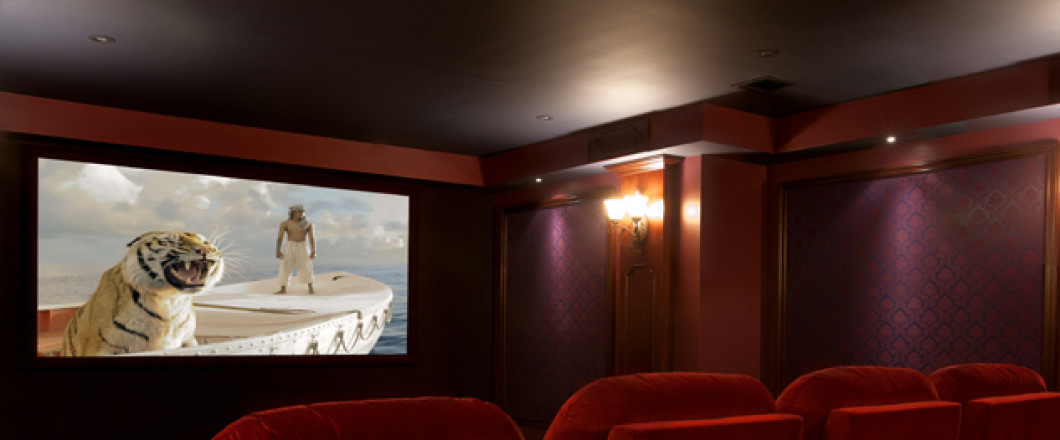 Home Theater in Durham, CT. We serve all of Fairfield County, CT